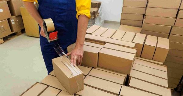 Đóng gói vận chuyển hàng hóa