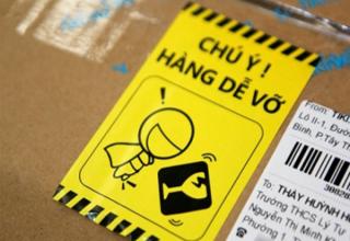 Cách vận chuyển hàng dễ vỡ từ TP.HCM đi Hà Nội