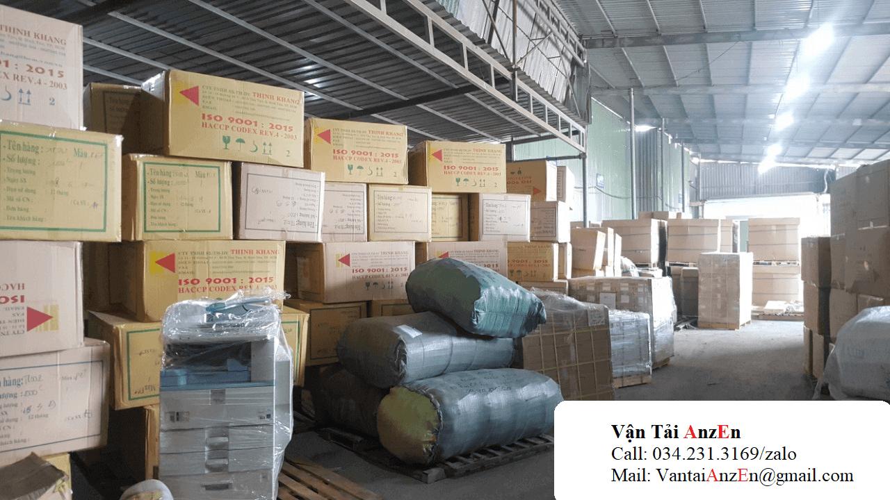 Vận chuyển hàng hóa Đồng Nai đi An Giang