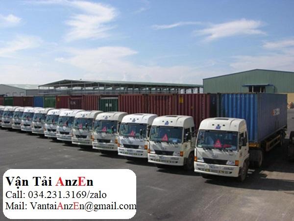 Vận tải hàng hóa Long An đi Các Tỉnh