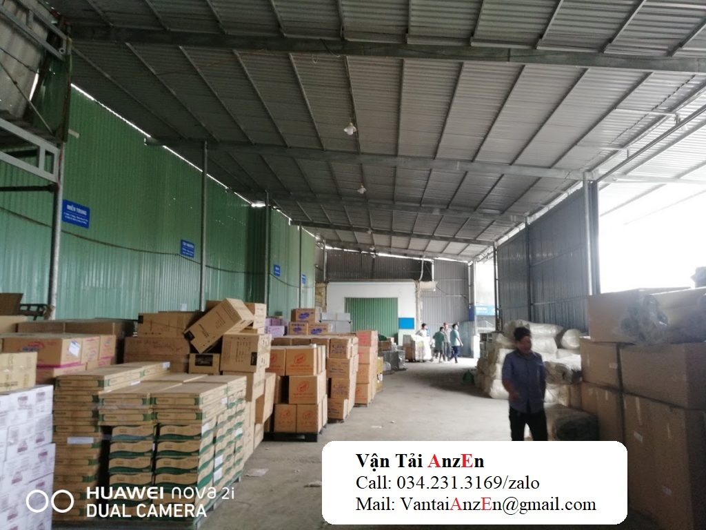 Vận Tải 19 - Vận chuyển hàng hóa Hà Nội đi Bình Phước