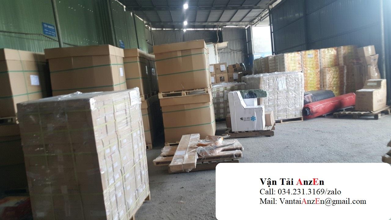 Vận chuyển hàng hóa Tp HCM đi Tiền Giang