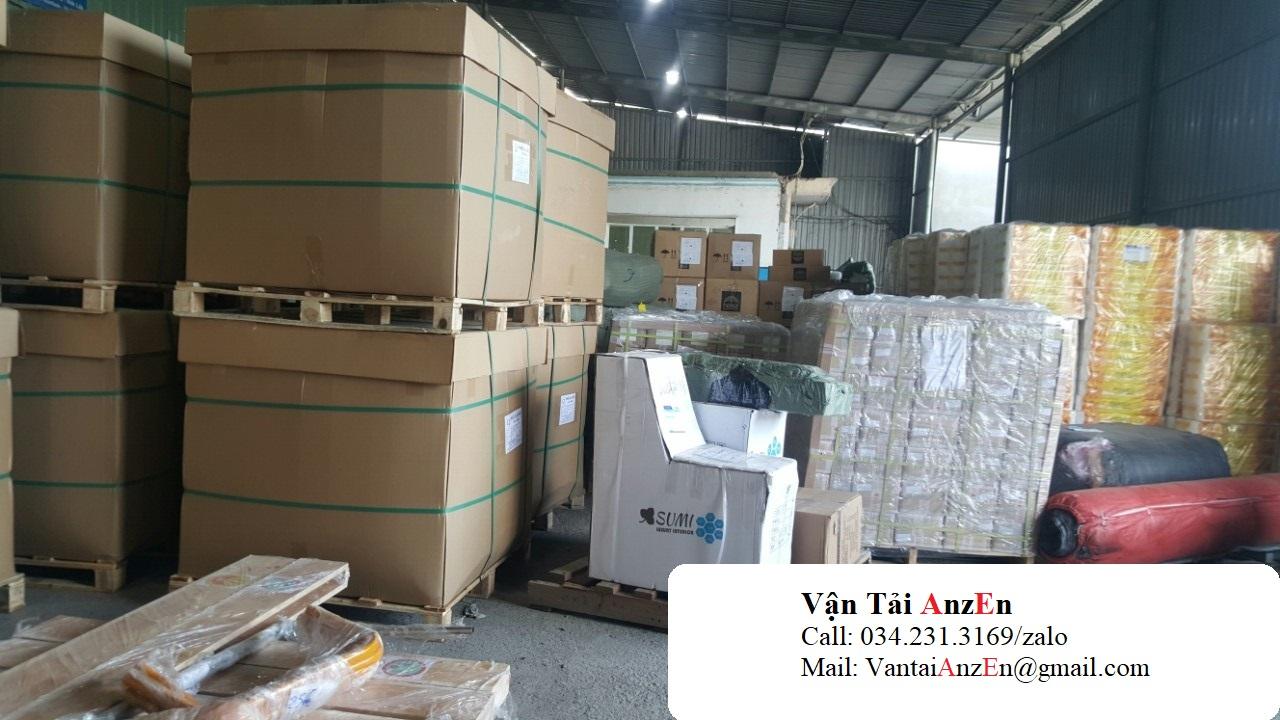 Vận chuyển hàng hóa Tp HCM đi Thanh Hóa