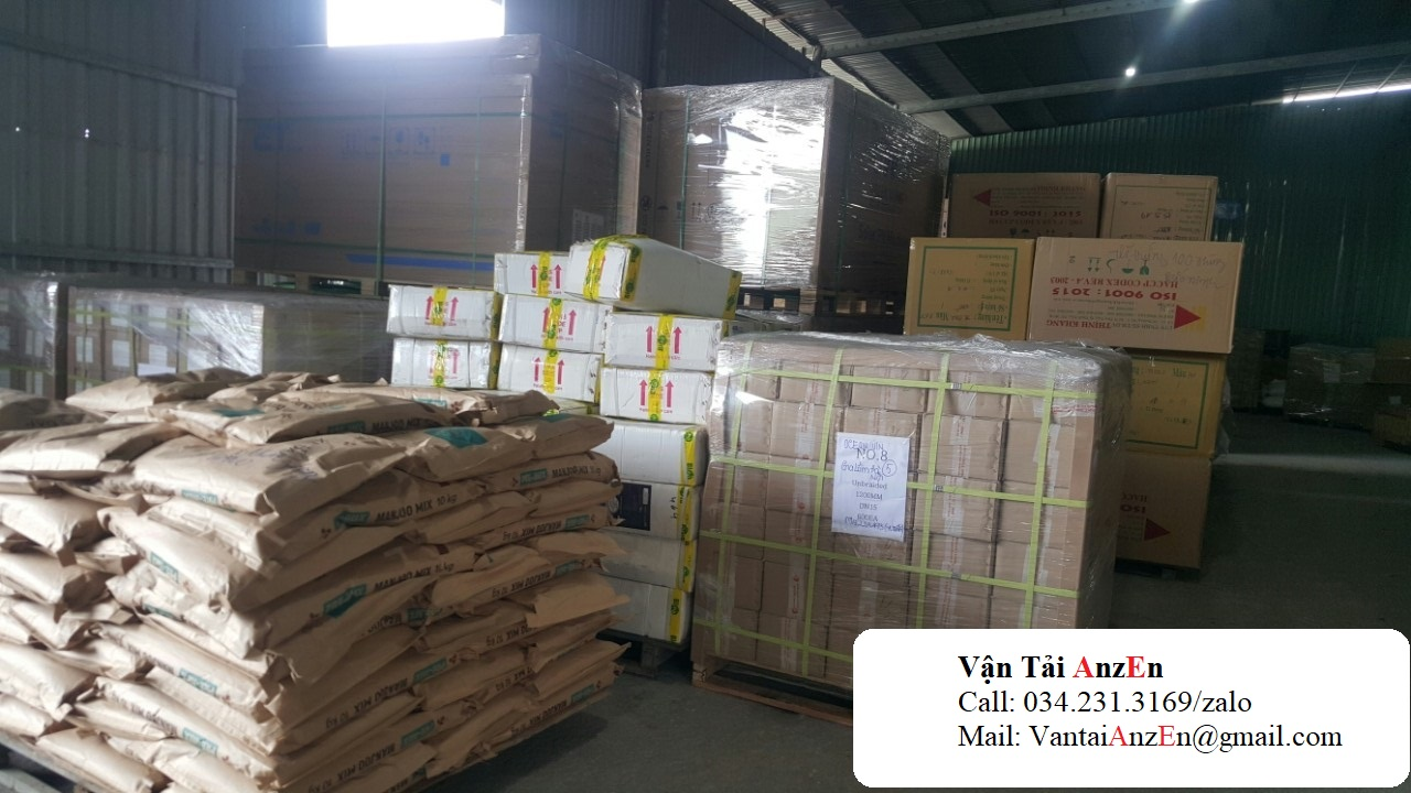 Vận Tải 7 - Vận chuyển hàng hóa Đồng Nai đi Thái Nguyên
