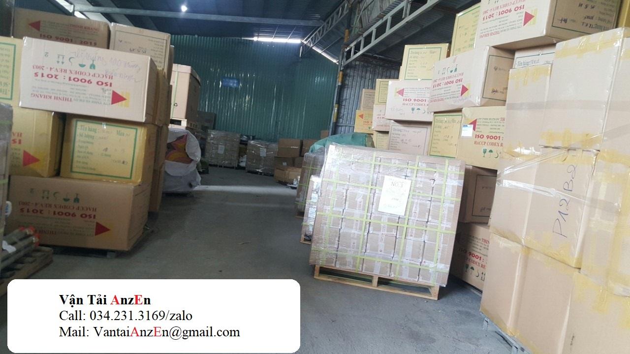 Vận chuyển hàng hóa Đồng Nai đi Hậu Giang