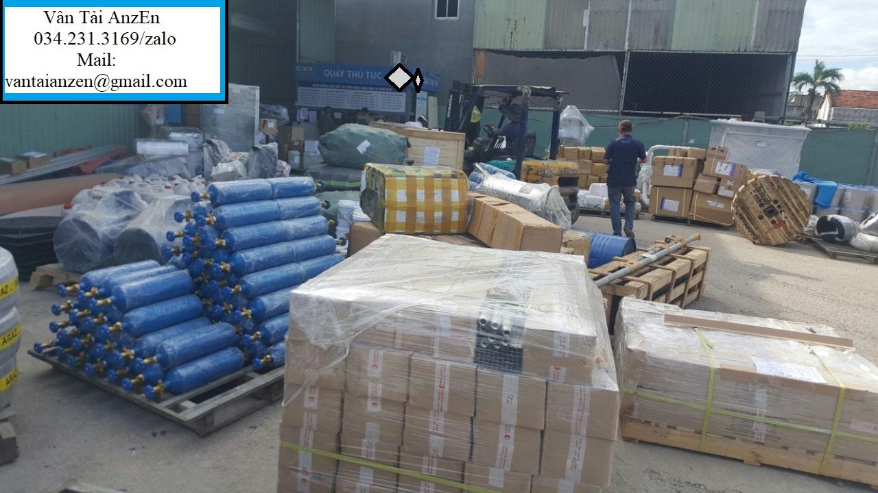 Vận chuyển hàng hóa Hà Nội đi Thái Bình