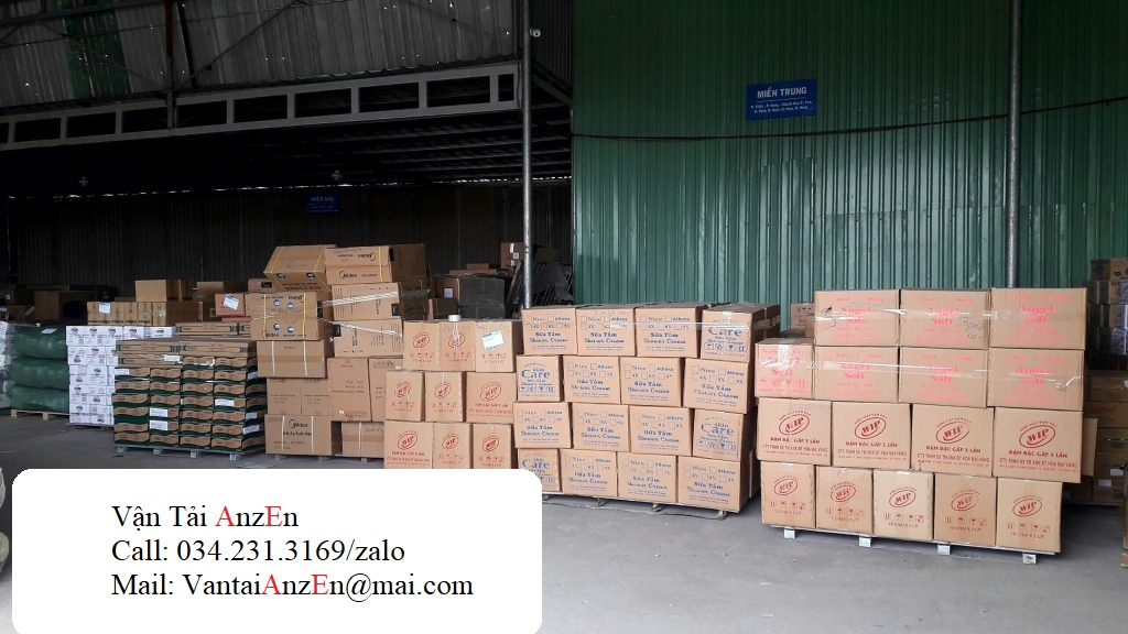 Vận chuyển hàng hóa Hà Nội đi Quảng Ninh