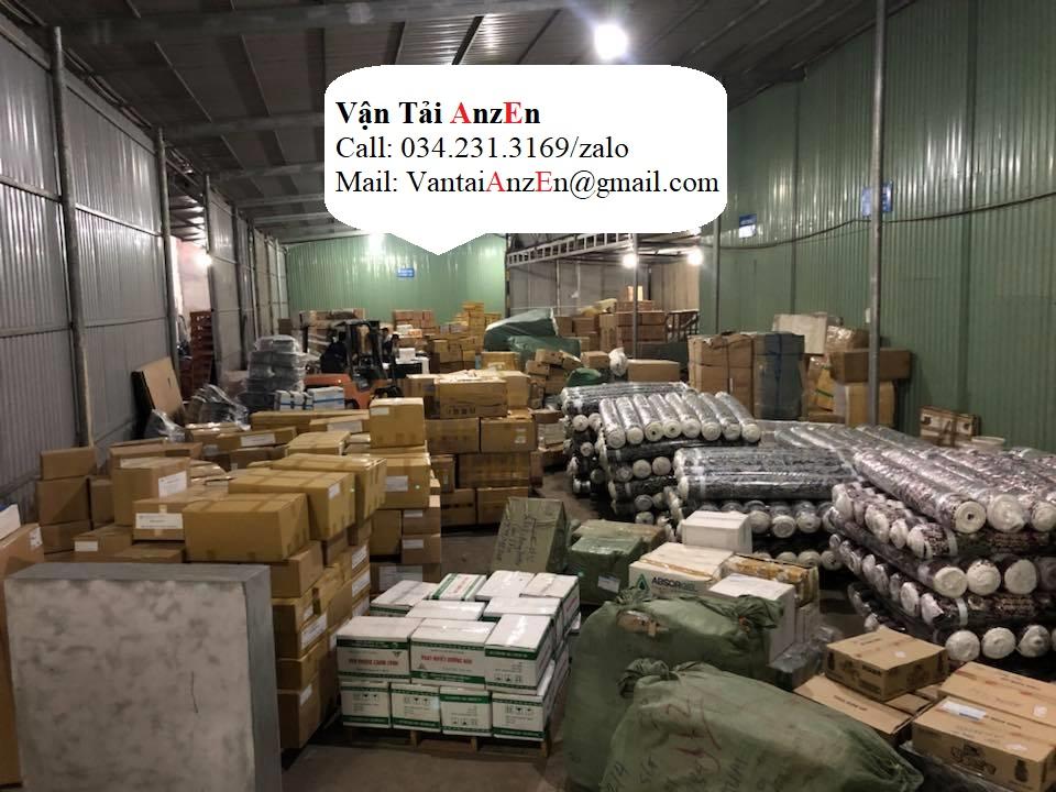 Vận Tải 20 - Vận chuyển hàng hóa Hà Nội đi Bình Dương