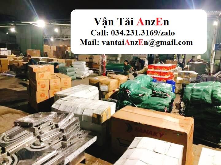 Vận chuyển hàng hóa Hà Nội đi Gia Lai