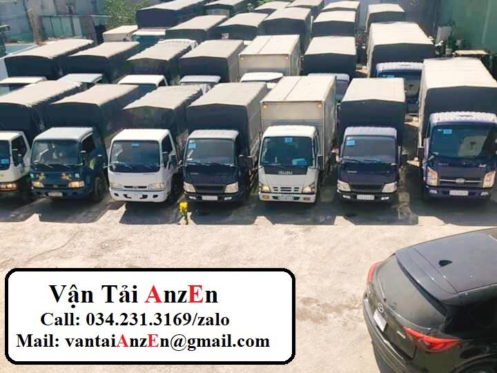 Vận Tải Bắc Nam 12 - Vận chuyển hàng hóa Hà Nội đi Bến Tre