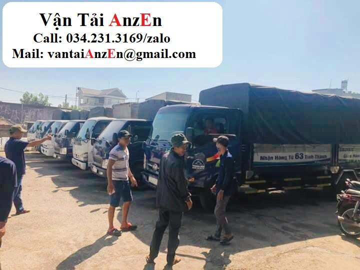 Vận chuyển hàng hóa Hà Nội đi Quảng Ngãi