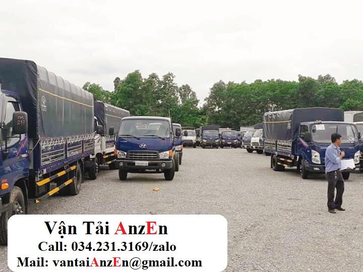 Vận chuyển hàng hóa Hà Nội đi Quảng Nam