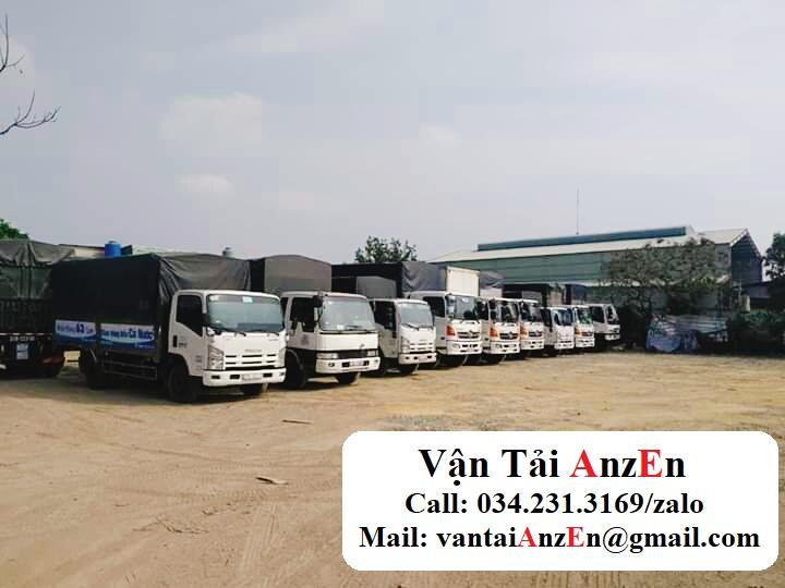 Vận tải Bắc Nam 13 - Vận chuyển hàng hóa Hà Nội đi Kiên Giang