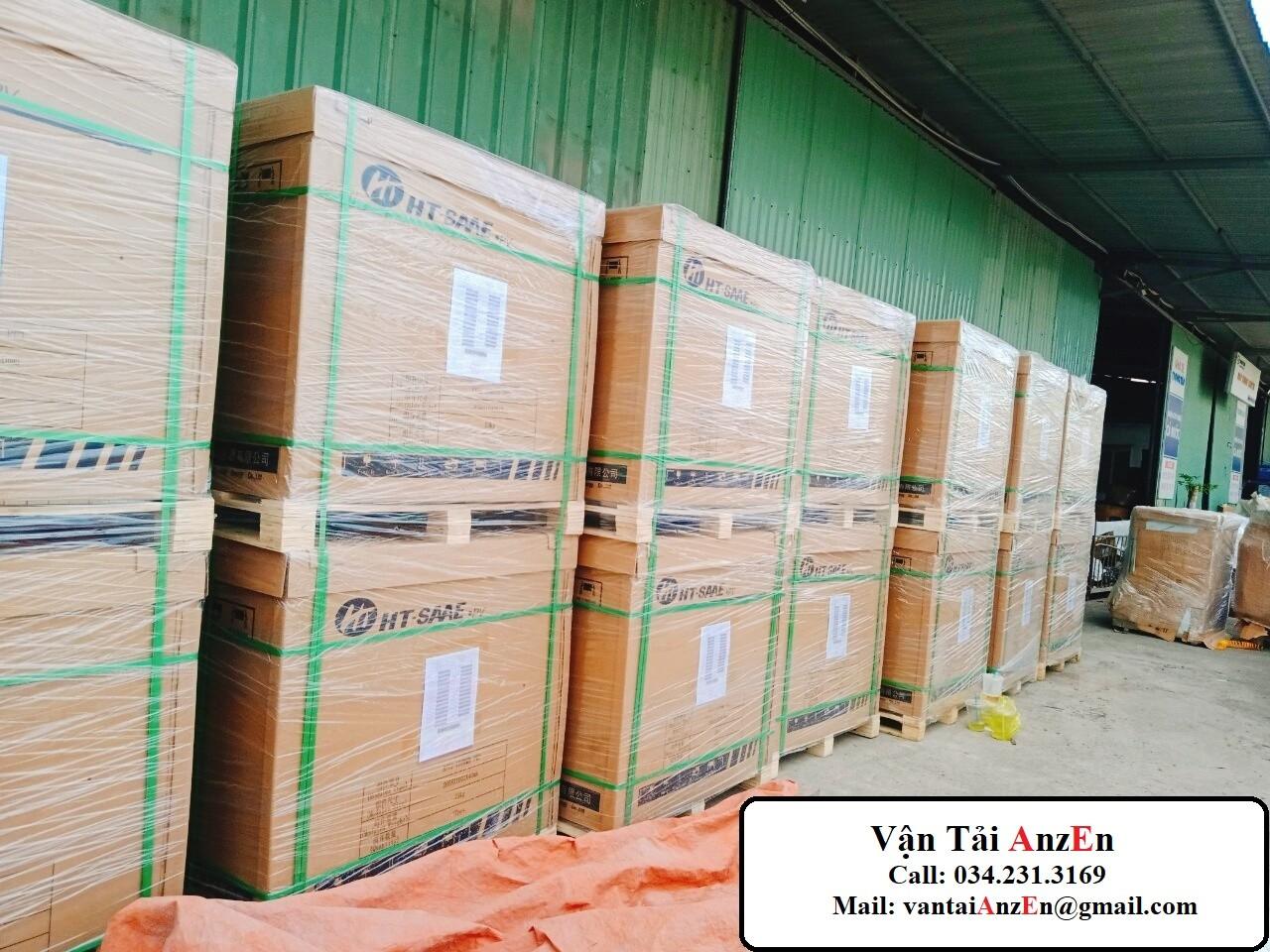 Vận Tải Bắc Nam 19 - Vận chuyển hàng hóa Đà Nẵng đi Kiên Giang