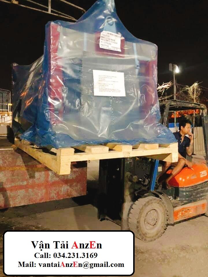 Vận Tải Bắc Nam 35 - Vận chuyển hàng hóa Bắc Ninh đi Đồng Nai