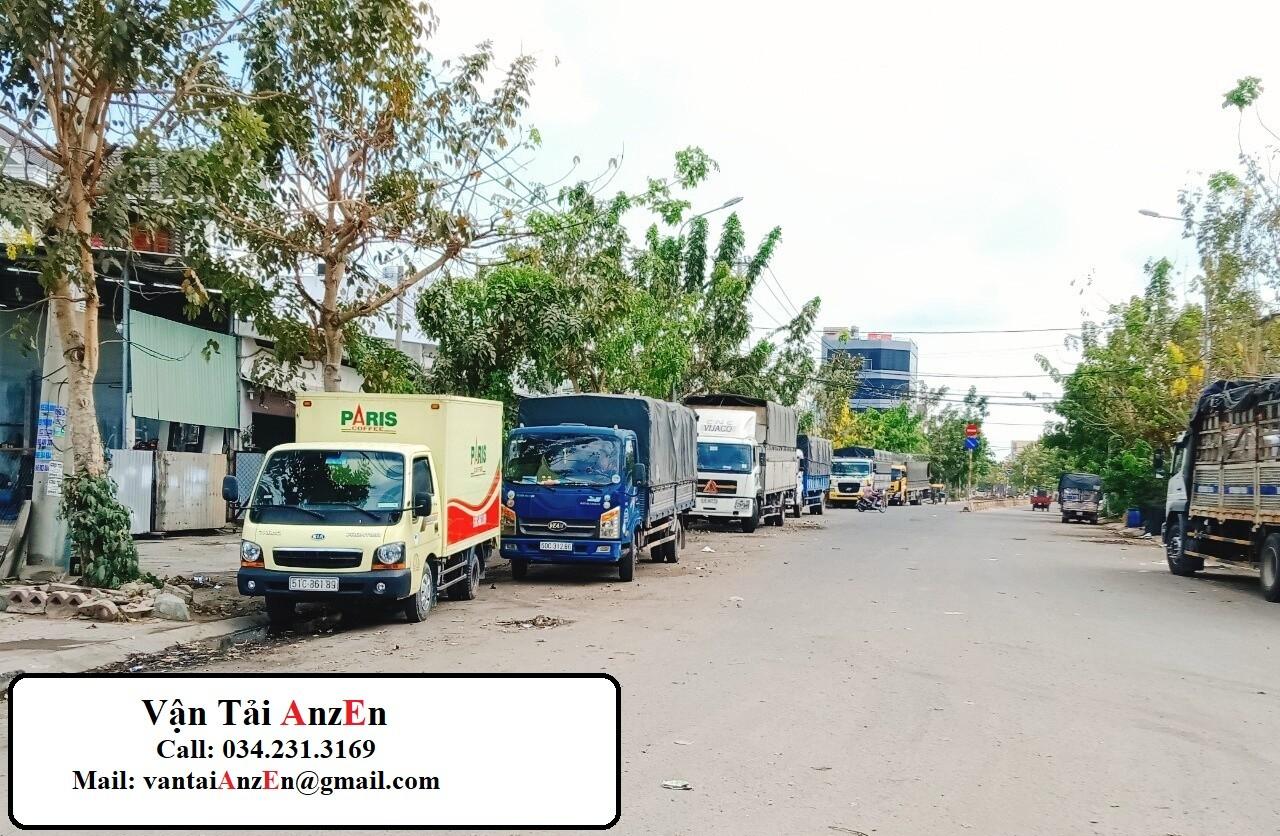 Vận Tải Bắc Nam 41 - Vận chuyển hàng hóa Đà Nẵng đi Long An