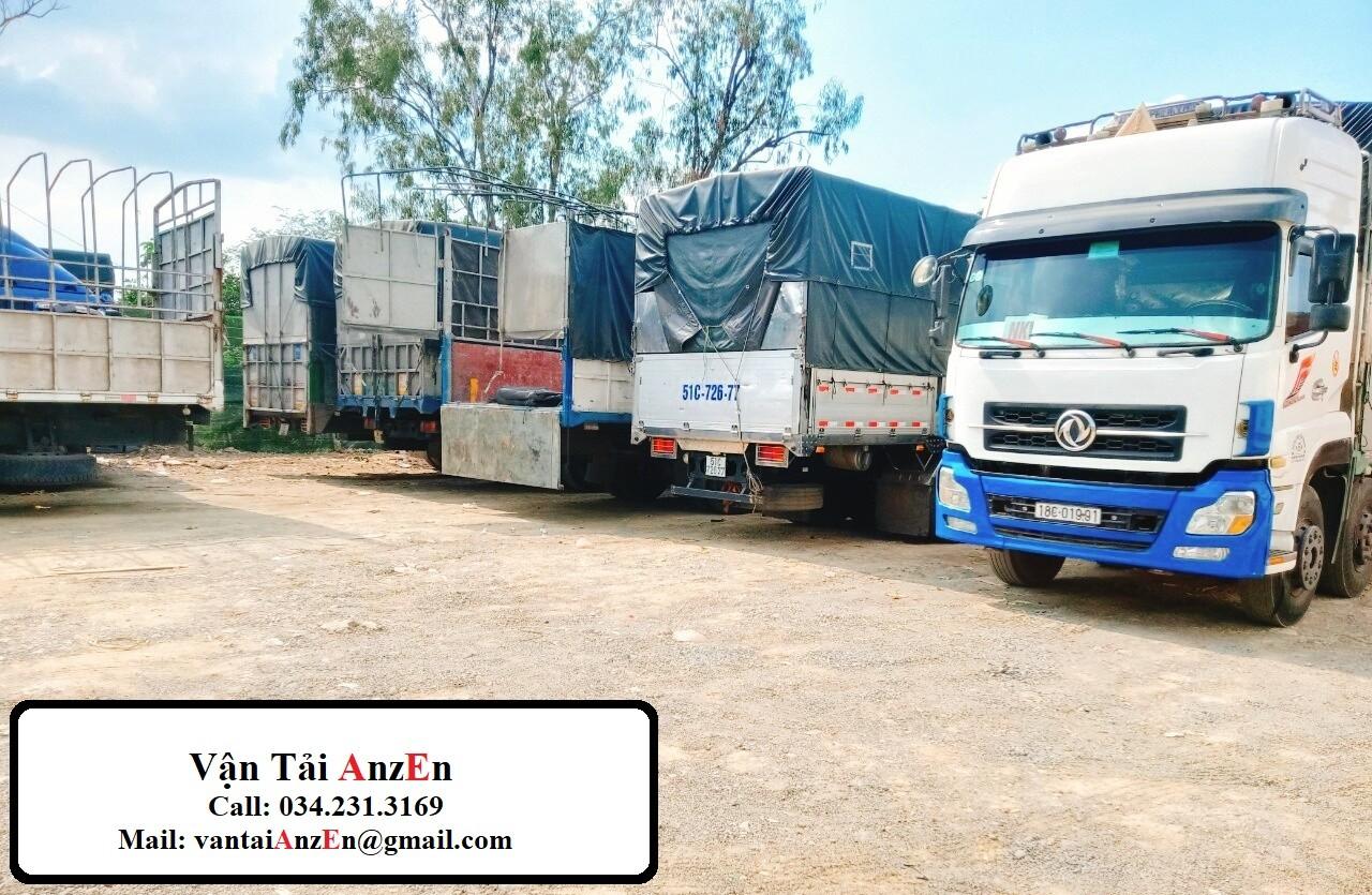 Vận Tải Bắc Nam 45 - Vận chuyển hàng hóa Đà Nẵng đi Kiên Giang