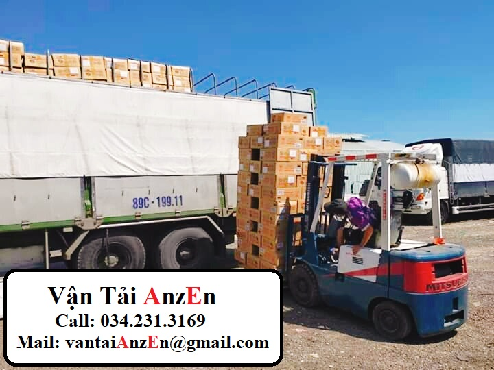 Vận Tải Bắc Nam 47 - Vận chuyển hàng hóa Đà Nẵng đi Hưng Yên