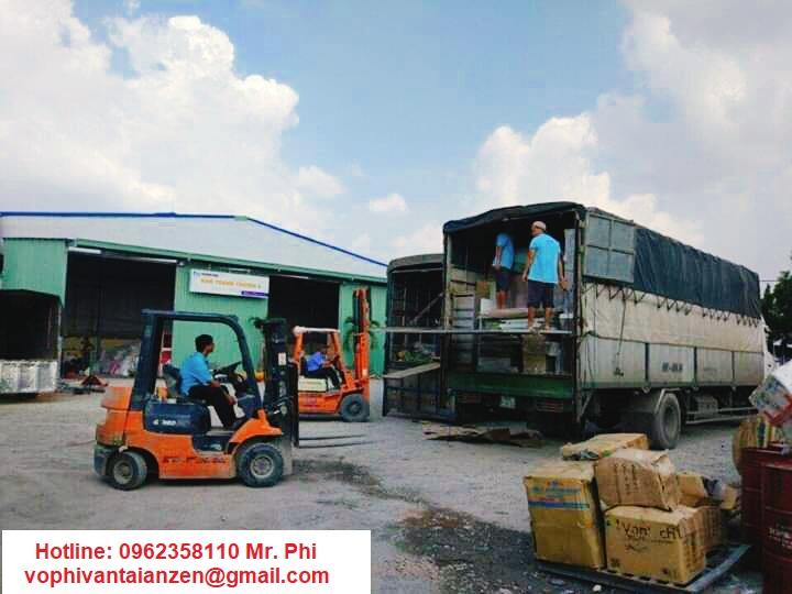 Vận chuyển hàng Sài Gòn Bình Định