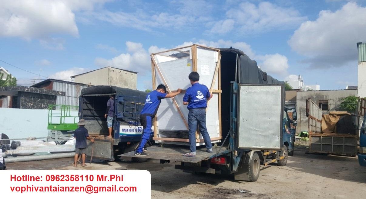 Vận Tải 10 14 - Vận chuyển hàng gốm sứ đi Ninh Thuận