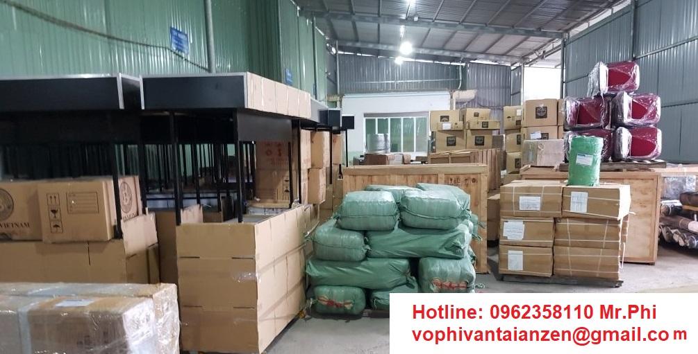 Vận chuyển hàng Sài Gòn Đồng Nai