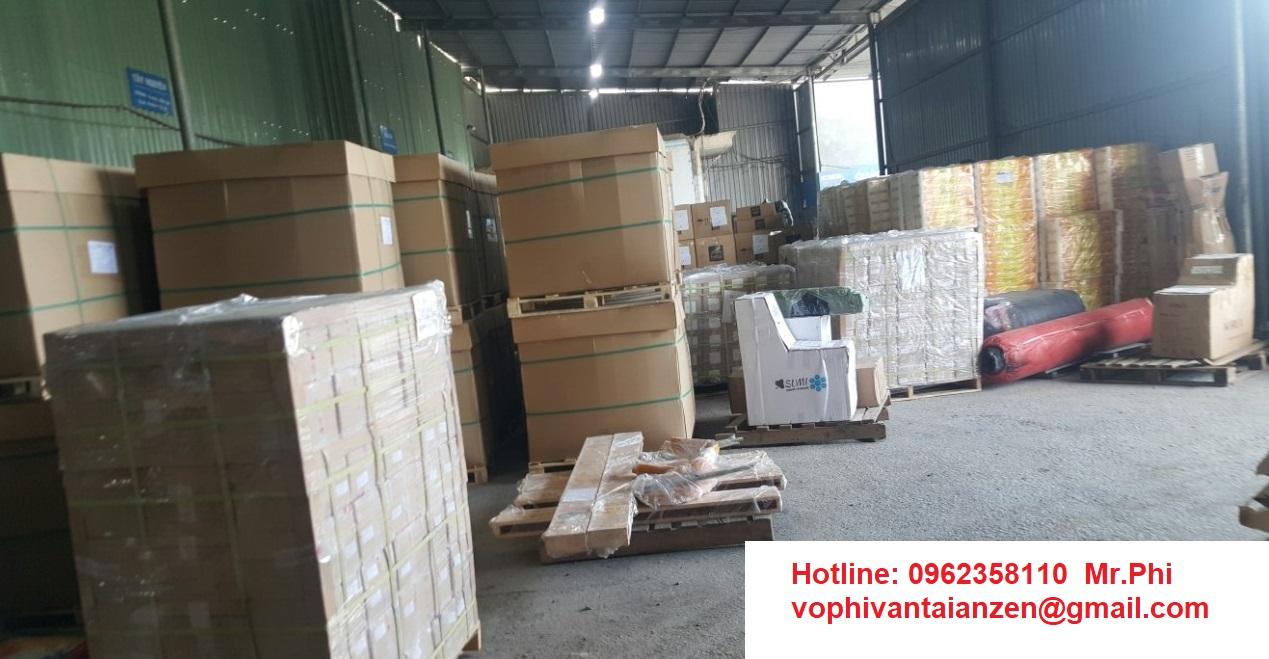 Vận chuyển hàng nội thất đi Sài Gòn