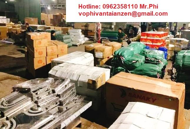 Vận chuyển hàng Sài Gòn Huế