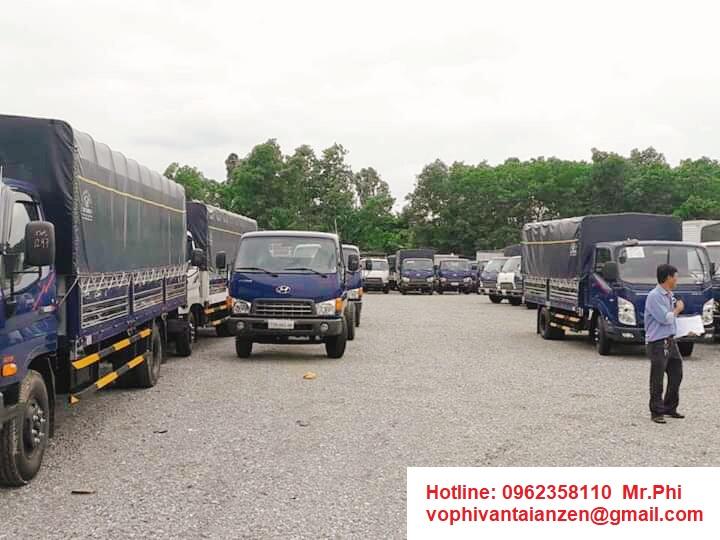 Vận chuyển hàng Sài Gòn Gia Lai