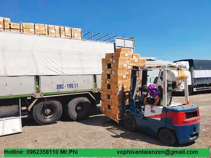 vận tải 29 11 - Vận chuyển hàng gốm sứ đi Phú Thọ