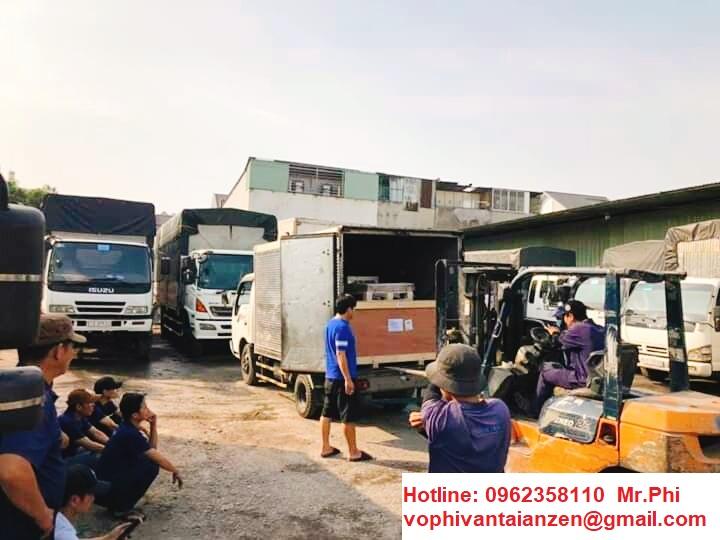Vận chuyển hàng gốm sứ đi Phú Yên