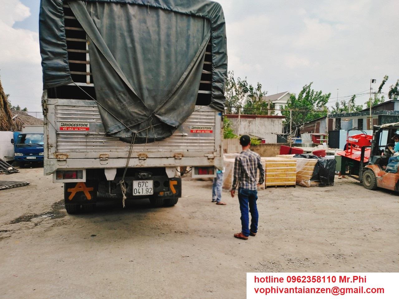 vận tải 37 6 - Vận chuyển hàng gốm sứ đi Ninh Thuận