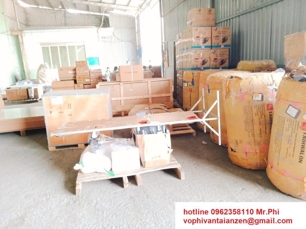 Vận chuyển hàng Sài Gòn Bình Dương