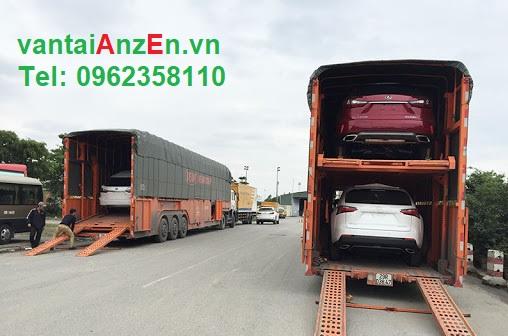Vận chuyển ô tô từ Ninh Thuận