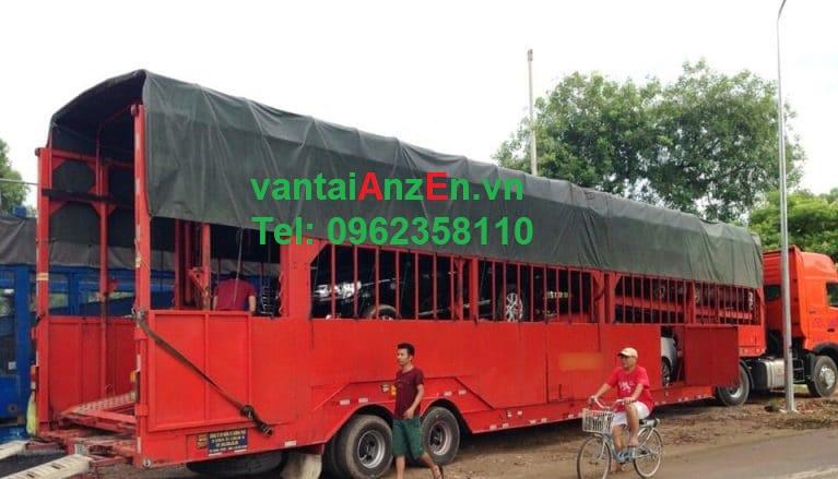 Vận chuyển ô tô từ Bình Phước
