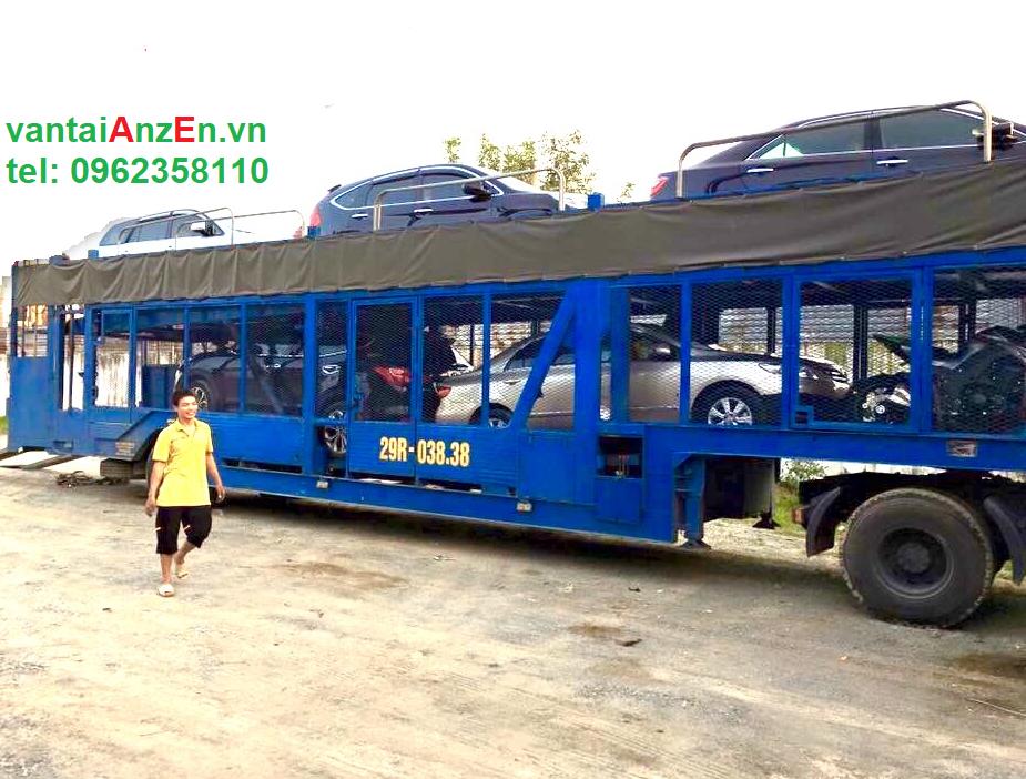 Vận chuyển ô tô từ Cà Mau