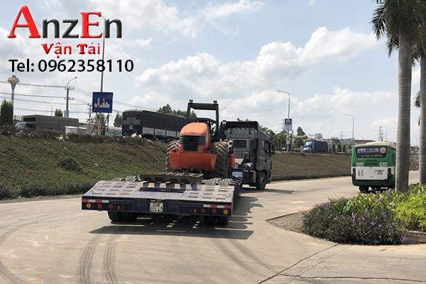 Vận chuyển xe lu đi Ninh Thuận