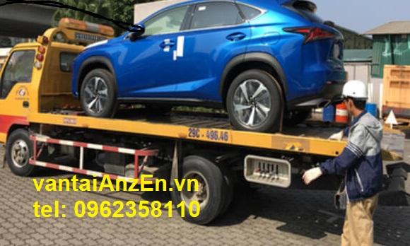 van tai anzen mm 2 - Vận chuyển ô tô từ Ninh Bình