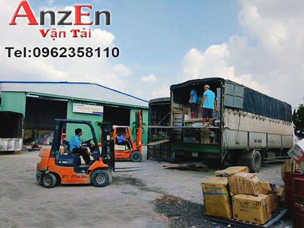 vận tải 7 6 - Vận chuyển máy ủi đi Ninh Bình