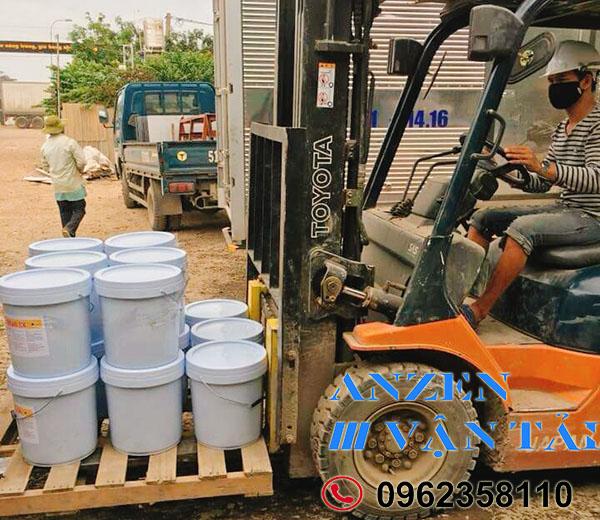 Vận chuyển vật liệu xây dựng đi Bình Phước