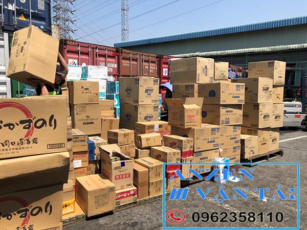vận chuyển hàng tiêu dùng đi các tỉnh