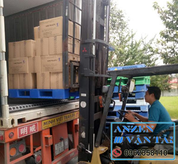 van tai AnzEn 5m 6 - Vận chuyển vật liệu xây dựng đi Ninh Bình