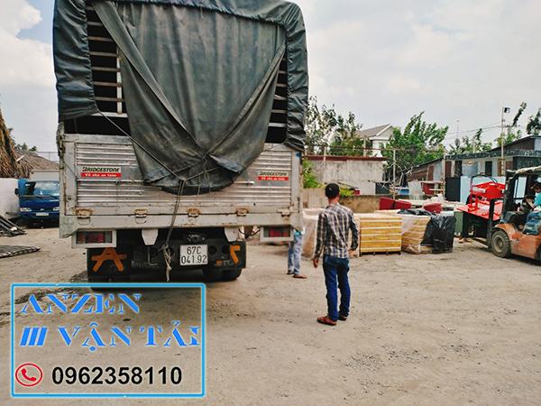 Vận chuyển hàng tiêu dùng đi Hà Nam