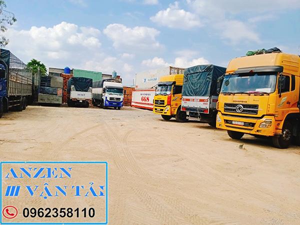 van tai AnzEn 5y 2 - Vận chuyển hàng tiêu dùng đi Ninh Bình