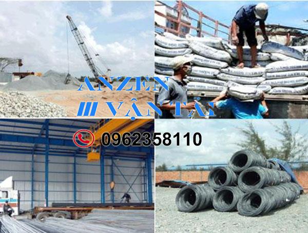 van tai AnzEn 6f 3 - Vận chuyển vật liệu xây dựng đi Ninh Bình