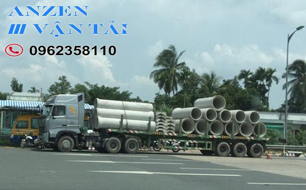 Vận chuyển vật liệu xây dựng đi Hà Nam