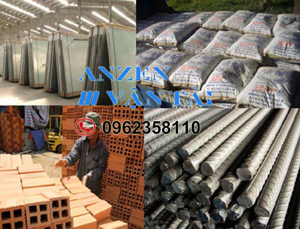 Vận chuyển vật liệu xây dựng đi Phú Thọ