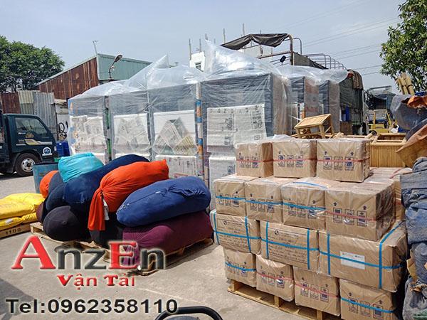 Vận chuyển máy ủi đi Ninh Thuận