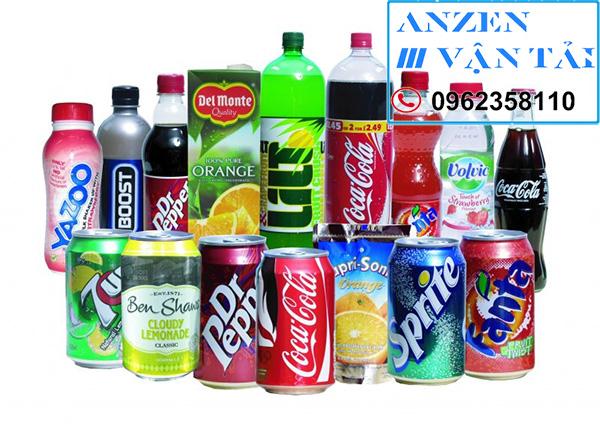 van tai anzen 8ax 2 - Vận chuyển bia nước ngọt đi Phú Thọ