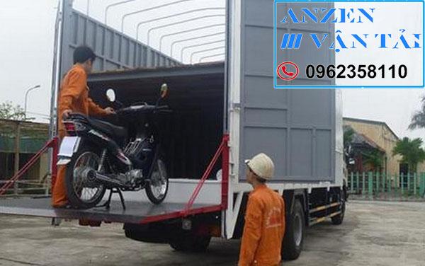 Vận chuyển xe máy đi Đà Nẵng