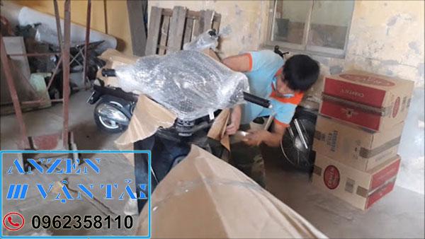 Vận chuyển xe máy đi Bắc Giang